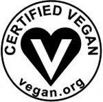Certified vegan trademark